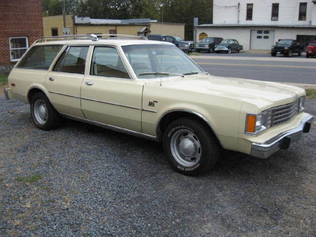 For Sale 1980 Dodge Aspen Wagon For C Bodies Only