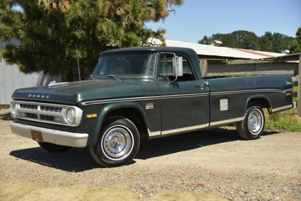 For Sale No Reserve 1971 Dodge D100 Adventurer Pickup