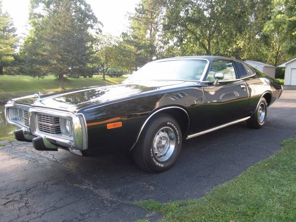 For Sale 1974 Dodge Charger Se Brougham 23000 For C