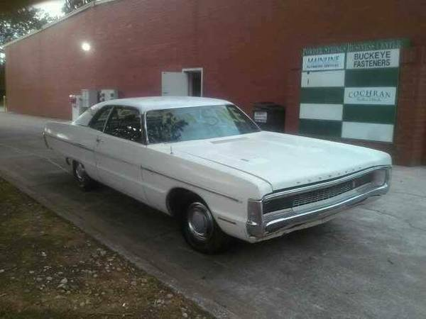 For sale 1970 plymouth fury gran coupe for c bodies only classic mopar forum - 1970 plymouth fury gran coupe ...