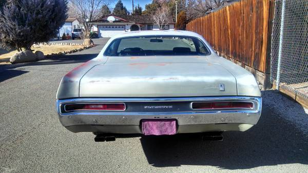 Craigslist Com Sacramento >> Another 1970 Sport Fury GT   For C Bodies Only Classic ...