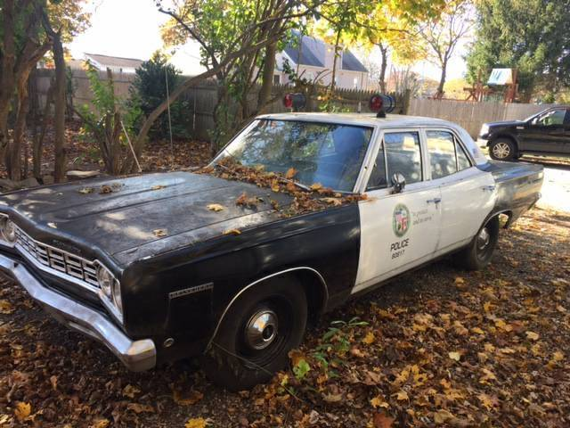 Cop Cars For Sale >> For Sale - 1968 Plymouth Belvedere police car | For C Bodies Only Classic Mopar Forum
