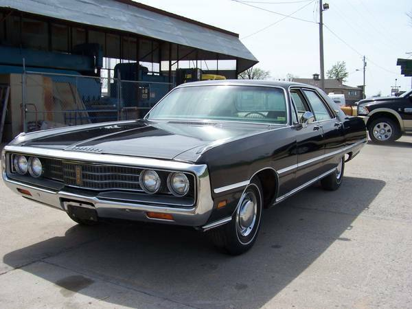 For Sale 1969 Chrysler New Yorker 11999 Liberty Mo