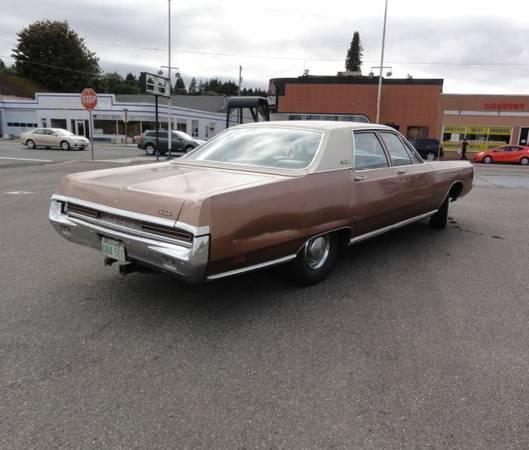 Chrysler C For Sale: For Sale - 1969 Chrysler New Yorker For Sale