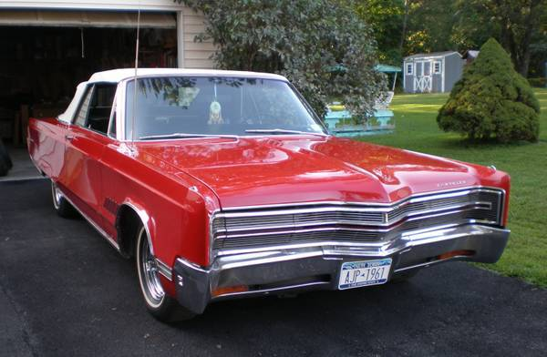 1968 Chrysler 300 Convertible - $12000 | For C Bodies Only ...