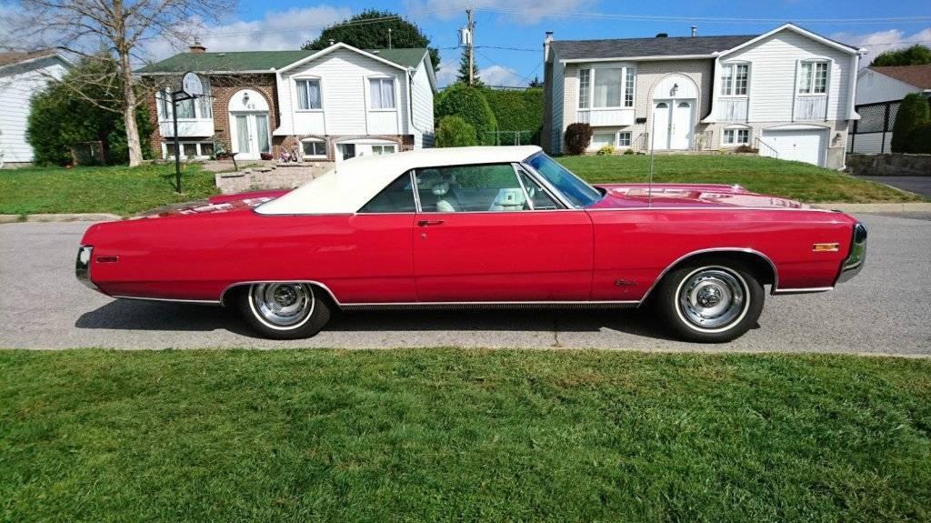 1970 Chrysler 300 Convertible For Sale: 1970 Chrysler 300 Convertible 440 TNT EBay