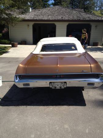 1969 Chrysler 300 Convertible | For C Bodies Only Classic ...