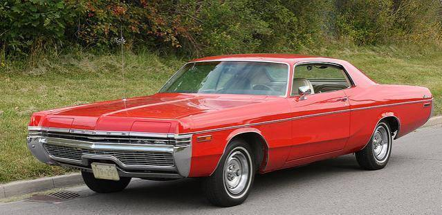 Wanted 1972 Or 1973 Dodge Monaco Coupe Mint For C