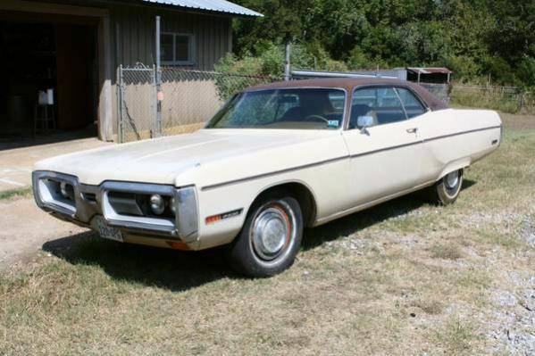 1972 Plymouth Gran Coupe Fury - $3900 | For C Bodies Only ...