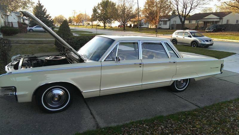 For Sale - For Sale: 1965 Chrysler New Yorker 6 Window Sedan | For C Bodies Only Classic Mopar Forum