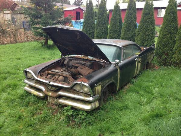 2017 Dodge Charger For Sale >> FOR SALE 1957 HEMI-POWERED 1957 Dodge Coronet $3500 | For C Bodies Only Classic Mopar Forum