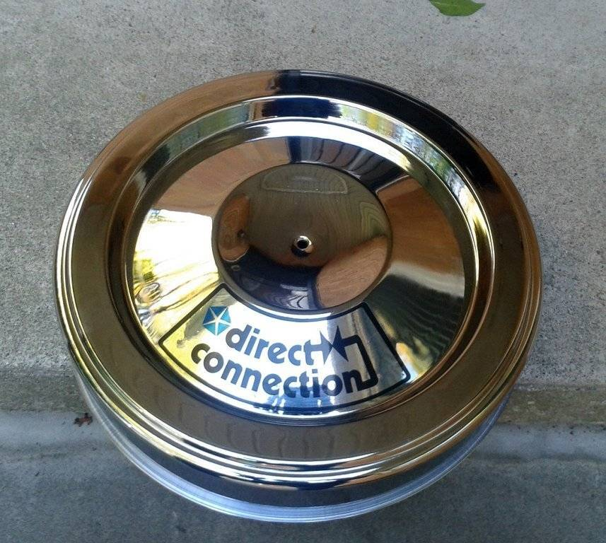 Its Classic 3.0 >> SOLD - Direct Connection Unsilenced Air Cleaner   For C ...