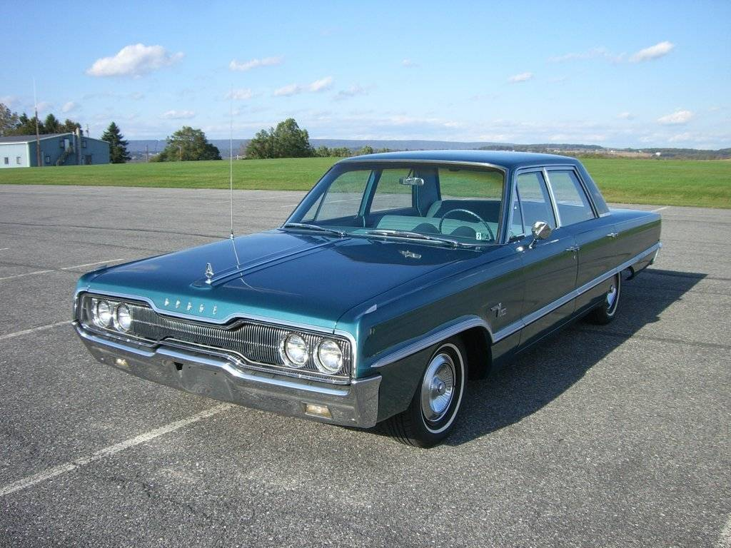 For Sale 1966 Dodge Monaco 4 Door Ht For C Bodies Only