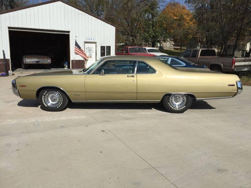For Sale - 1970 Chrysler Newport   For C Bodies Only Classic Mopar ...