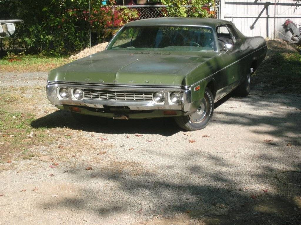 For Sale 1972 Dodge Polara 2 Door Hardtop 360 V8 Auto
