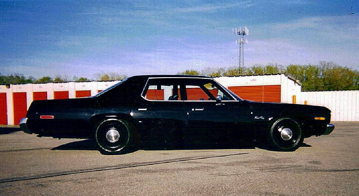 1977 Plymouth Gran Fury Police Car   For C Bodies Only Classic Mopar