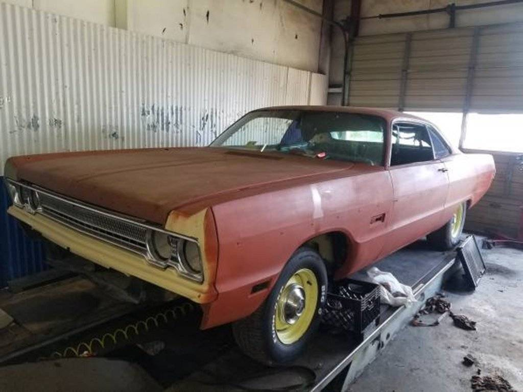 For Sale - 1969 Fury Coupe Project Car | For C Bodies Only