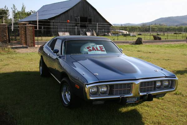 For Sale - 1974 Dodge Charger    Se