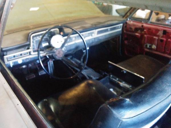 For Sale - 1966 Plymouth Fury 4spd - $8000 (Craigslist)   For C