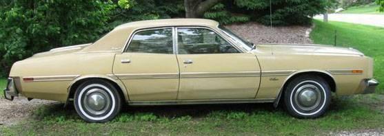 1977 Dodge Monaco Brougham 4 door - $1500 (Minnetonka) | For