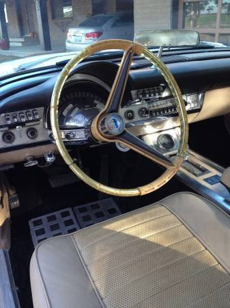 For Sale - 1960 Chrysler 300-F - $55000 (Patterson, Ca) | For C