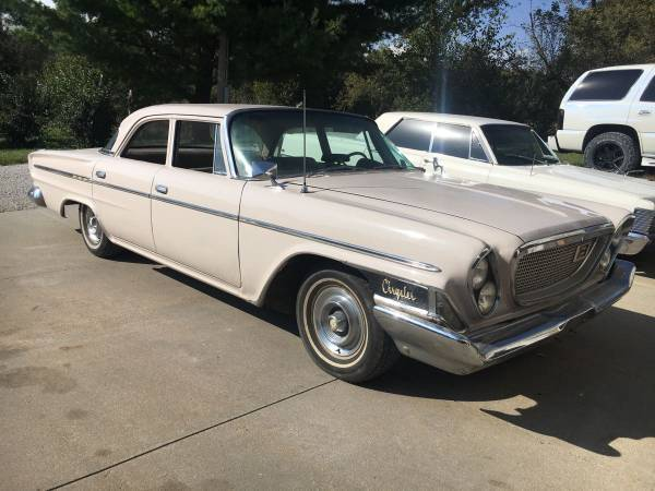 For Sale - 1962 Chrysler Newport - $5500 | For C Bodies Only