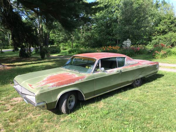 For Sale 1968 Chrysler Newport 3950 For C Bodies