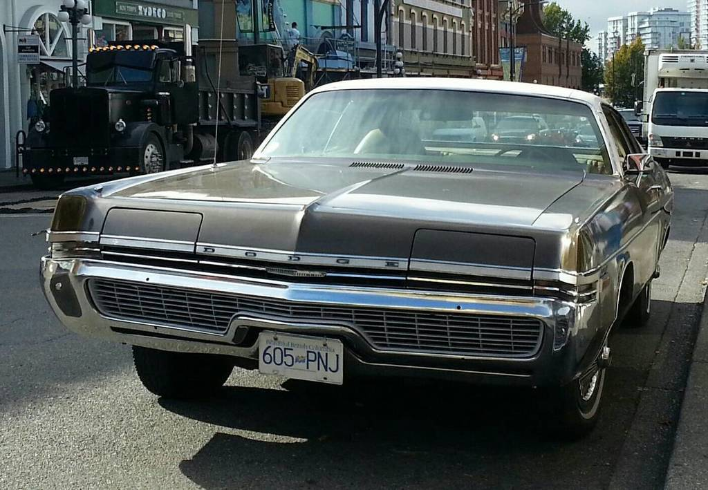 For Sale - 1972 dodge monaco coupe | For C Bodies Only Classic ...