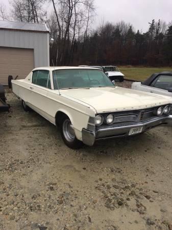 For Sale - 1967 Chrysler New Yorker - $5000 | For C Bodies