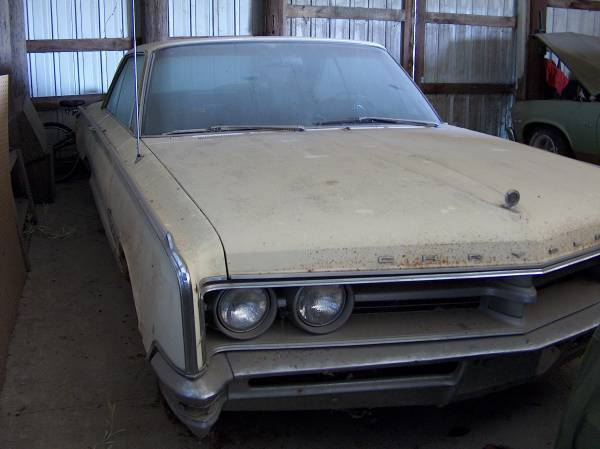 For Sale - Craigslist find 66 Chrysler 300 | For C Bodies Only