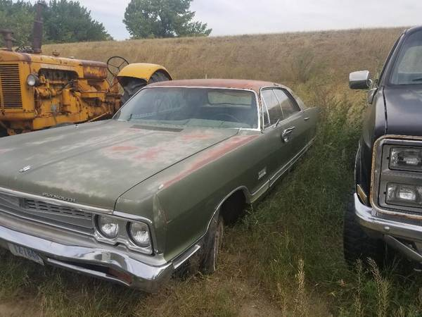 For Sale - 1969 Plymouth VIP - $2500 (Havre) | For C Bodies