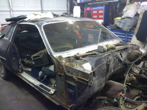 For Sale - 1979 Dodge Magnum/Chrysler Cordoba parts (All