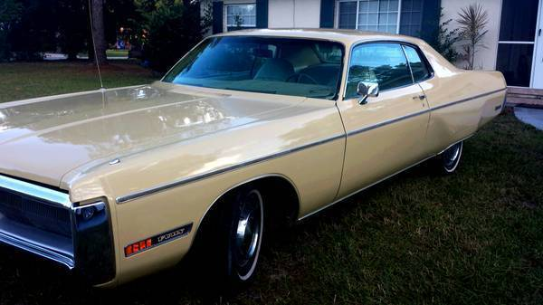 For Sale - 72 Fury Nice! | For C Bodies Only Classic Mopar Forum