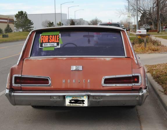 1967 Dodge Monaco station Wagon lowered price** - $1600 ...