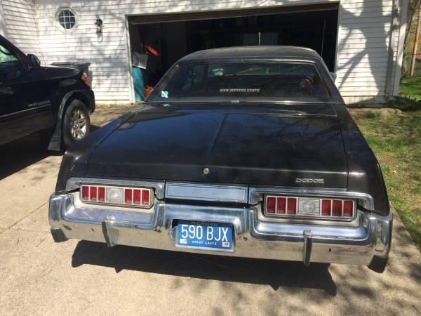 For Sale - 1977 Dodge Royal Monaco Brougham - $3800 (Coloma