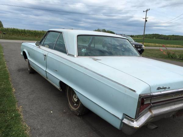 For Sale - Classic 1965 Dodge Monaco - $12500 (Darien) | For