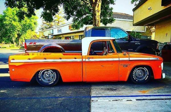 For Sale 1968 Dodge D100 Sweptline Awesome Custom Truck