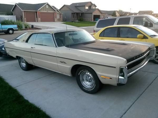 For Sale - Rare 1970 Plymouth Sport Fury 383 - $12000