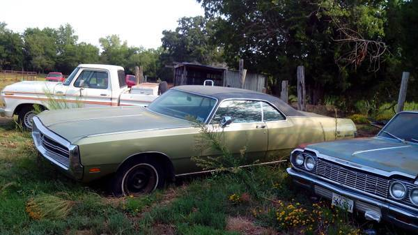 Dallas Craigslist Used Cars By Owner >> For Sale 1969 Chrysler 300 Coupe On Dallas Craigslist