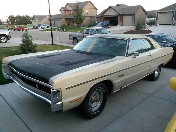 For Sale Rare 1970 Plymouth Sport Fury 383 12000