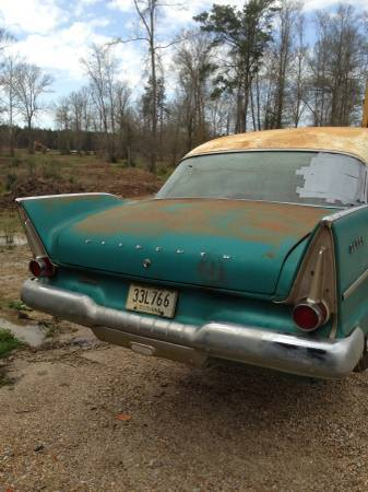 For Sale 1958 Plymouth On Craigslist For C Bodies Only Classic