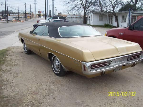 For Sale - 1971 dodge polara 2-door - $5000   For C Bodies ...
