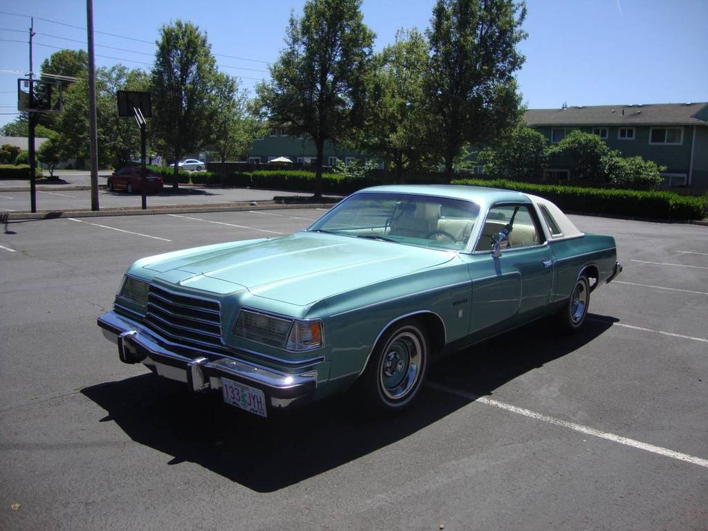 For Sale - 1979 dodge magnum | For C Bodies Only Classic