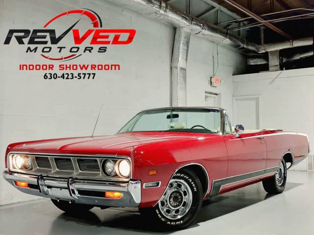 For Sale - 1969 Dodge Polara | For C Bodies Only Classic