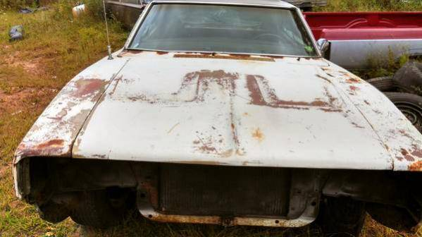 1968 Dodge Charger Project 3500 For C Bodies Only Classic Mopar