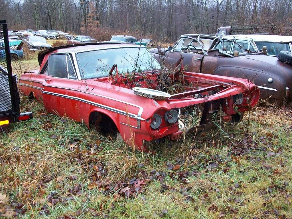 For Sale - Went to MOPAR Junkyard Sunday in Princeton WV: PHOTOS ...