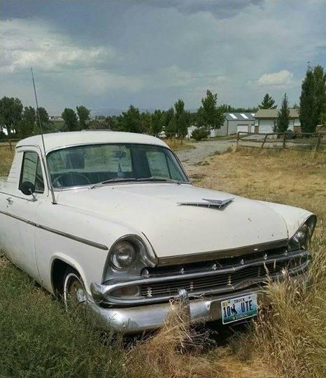 Chrysler C For Sale: For Sale - 1959 Chrysler Wayfarer UTE