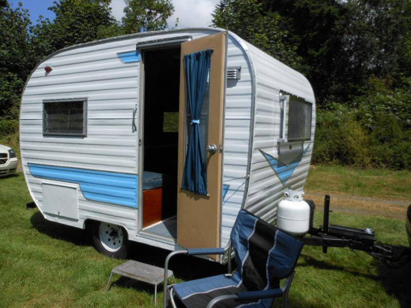 Vintage Travel Trailers For C Bodies Only Classic Mopar