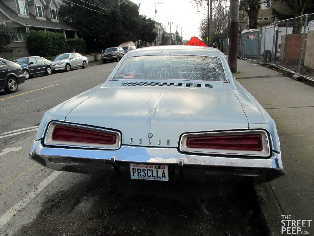 For Sale 1967 Dodge Polara 500 With Original 67 440 Engine 727 4 Door Hardtop