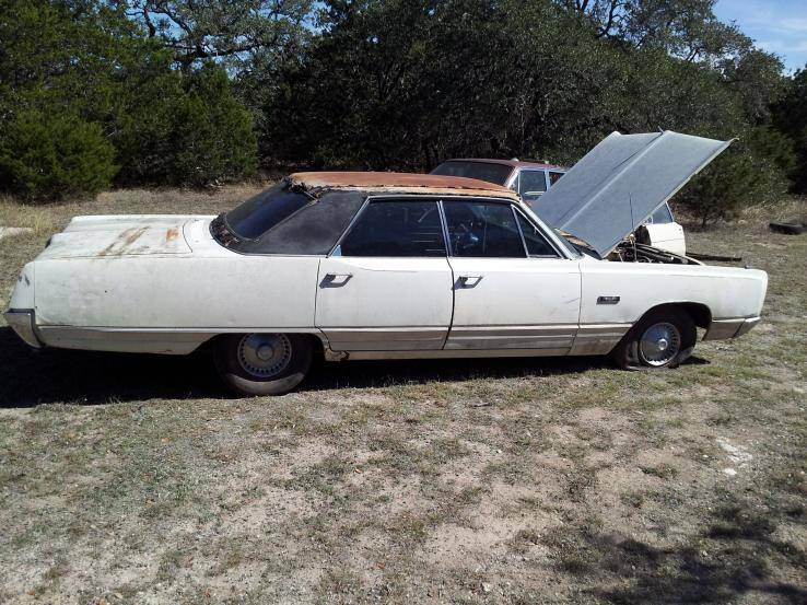 1967 Plymouth Fury Parting Out Complete Car For C